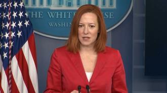 Псаки допустила уход с должности пресс-секретаря Белого дома