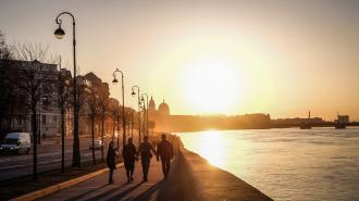 Петербург выделил 970 млн рублей на продление нескольких городских улиц