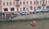 Очевидцы рассказали, как в Фонтанке во время грозы утонул мужчина
