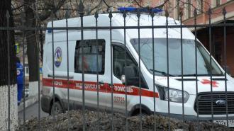 В Петербурге госпитализировали пенсионера с ушибом головного мозга