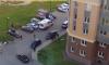 На Яхтенной улице мужчина выпал из окна