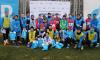 """Игроки """"Зенита"""" сыграли в футбол с воспитанниками детских домов"""