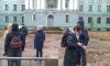 """""""Друзья"""" встретились, чтобы защитить медсанчасть на улице Одоевского"""