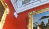 Эрмитаж пошел трещинами: петербуржцы заметили проблему на стене одного из залов