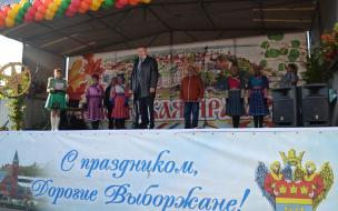 В Выборге прошла XXXIX осенняя выставка-ярмарка