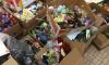 В еще открытых магазинах Spar царят скидки и хаос