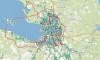 В Петербурге снова заработала интерактивная транспортная карта