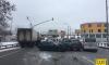 Появилось фото ДТП с 7 машинами на Варшавском шоссе в Москве