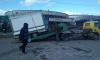Сотрудники Смольного убрали 15 незаконно занятых торговых точек с овощами и рыбой