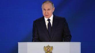 Путин посетит Петербург для участия в заседании Совета законодателей РФ