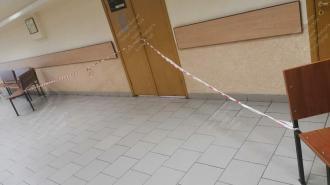 В здании Василеостровского суда прошла эвакуация из-за сумки стажера