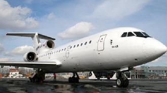 ЧП в аэропорту Казани: Ан-124 крылом срезал кабину Як-42
