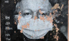 В Петербурге появился стрит-арт с Бродским в маске