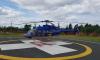 Тяжелобольную пенсионерку из Ленобласти доставили в больницу на вертолете