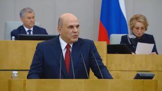 """Мишустин заявил, что Россия приступила к созданию мощного """"санитарного щита"""""""