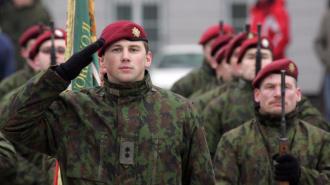 Руководство Литвы одобрило закон об обязательной воинской повинности