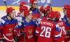 Сборная России по хоккею вырвала победу у Дании в овертайме и вышла в полуфинал МЧМ