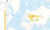 Днем 3 мая Петербург показал высокий индекс самоизоляции