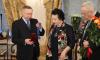 Беглов наградил оперную диву Ирину Богачеву знаком отличия