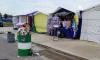 Жители Янино-1 недовольны стихийным рынком на Голландской улице