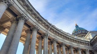 В конце недели в Петербург придет похолодание