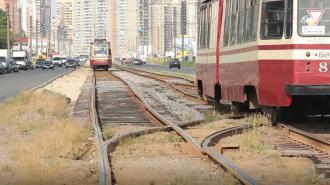 В воскресенье трамваи изменят маршрут по проспекту Науки