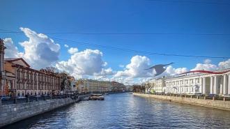 В последний день апреля в Петербурге будет тепло и сухо