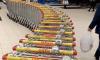 Снова скандал: Дацик оставил гипермаркет без тележек
