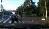 На переходе на Энгельса «Тойота» с ведомственными номерами насмерть сбила женщину