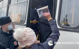Суд арестовал четырех задержанных у колонии в Покрове на 8 и 9 суток