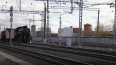 Поезда в Петербург задержались из-за поломки состава ...
