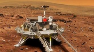 """Замглавы NASA поздравил Китай с успешной посадкой на Марс станции """"Тяньвэнь-1"""""""