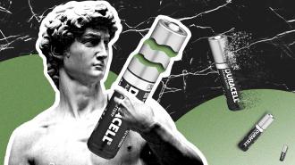 Где в Петербурге сдать батарейки на переработку
