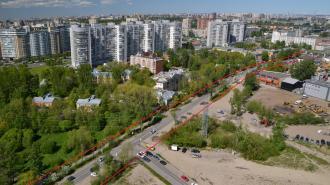 """Ремонт Южного шоссе оказался под вопросом после решения депутатов о сохранении """"зеленой"""" полосы"""