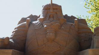 Объявлена тема нового Фестиваля песчаных скульптур в Петербурге