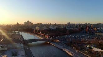 В Москве зафиксировали рекорд тепла