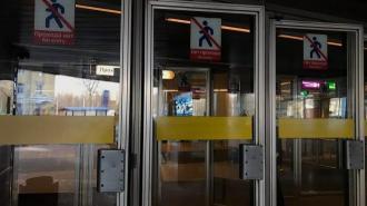 В Смольном сообщили, что 95% пассажиров носят маски на входе в метро