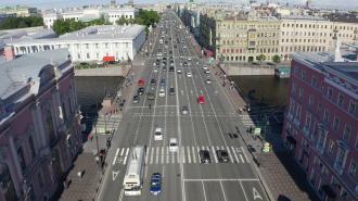 Зону платной парковки в центре Петербурга расширят на 180 улиц
