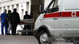 Ребенок упал с балкона пятого этажа