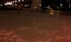 Около больницы Святого Георгия в Петербурге возник гейзер ледяной воды
