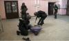В Петербурге СОБР провел учения по освобождению заложников
