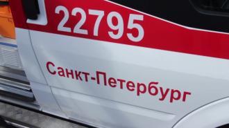 Рэпера госпитализировали после ДТП на Васильевском острове