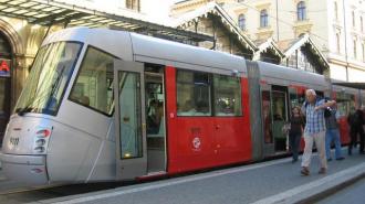В Петербурге появится французский трамвайный завод