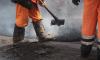 Ремонт дорог тормозит движение на федеральных трассах Ленобласти