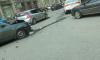 ДТП на Литейном стало причиной пробки