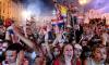 Через таможню в СПб прибыло 197 тысяч болельщиков ЧМ