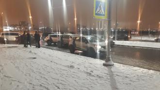 """На Воронцовском бульваре """"встретились"""" два каршеринга"""