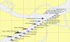 Минобороны опубликовало интерактивную карту парада ВМФ в Петербурге