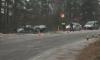 Смертельная авария у поселка  Каменка: Двое военных разбились, вылетев с дороги