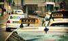 Пьяный пассажир с пистолетом угнал такси и попал в аварию на Авиаконструкторов